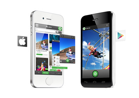 fotolia instant - smartphone and tablet