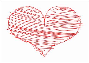 vsd_tut_simple_hearts_doodles_design